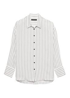 Banana Republic JAPAN ONLINE EXCLUSIVE Oversized Stripe Shirt