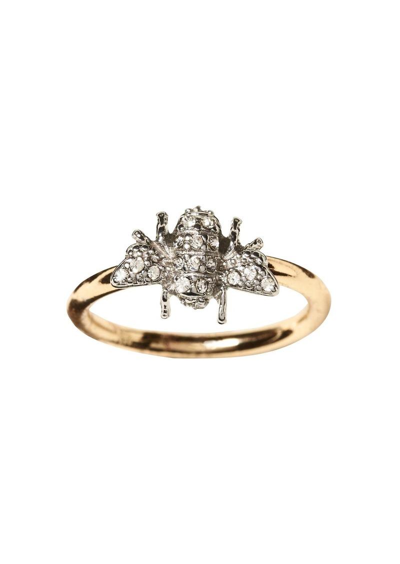 Banana Republic Jeweled Bee Ring
