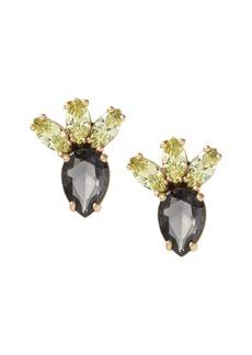 Banana Republic Jeweled Cactus Stud Earring
