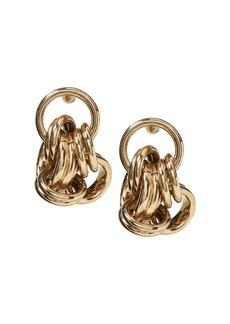 Banana Republic Knot Chain Earring