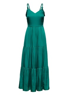 Banana Republic Knotted Maxi Dress