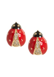 Banana Republic Lady Bug Earrings