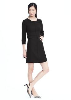 Laser Cut Detailed Dress