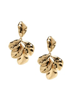 Banana Republic Leaf Cluster Earring