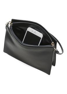 Banana Republic Leather Frame Bag