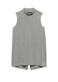 Banana Republic LIFE IN MOTION Threadsoft Split-Back Tank