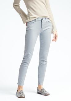 Light Blue Skinny Crop Jean