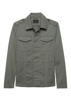 Banana Republic Lightweight Officer's Shirt Jacket