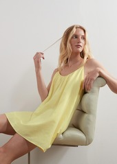 Banana Republic Linen-Cotton Sleep Dress