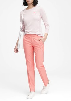 Banana Republic Logan Trouser-Fit Pant