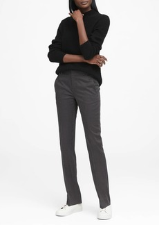 Banana Republic Logan Trouser-Fit Polka Dot Pant