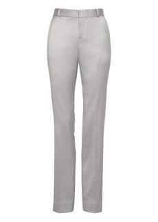 Banana Republic Logan Trouser-Fit Wool-Blend Pant