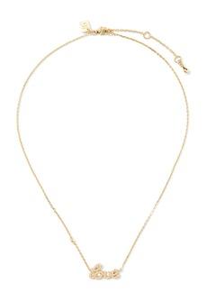 Banana Republic Love Pendant Necklace