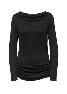 Banana Republic Luxespun Cowl-Neck Top