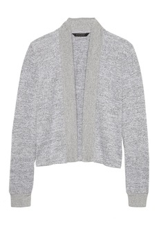 Banana Republic Luxespun Cropped Cardigan