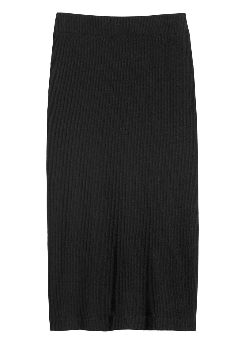 Banana Republic Luxespun Knit Pencil Skirt