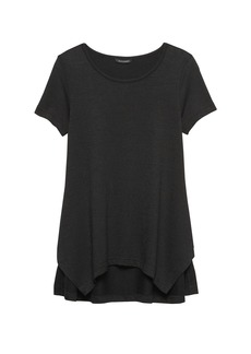 Banana Republic Luxespun Swing T-Shirt