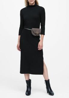 Banana Republic Luxespun Turtleneck Dress