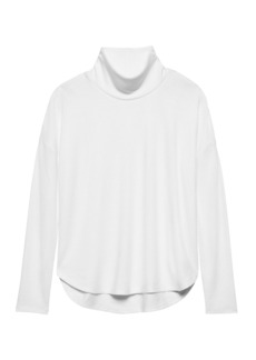 Banana Republic Luxespun Turtleneck T-Shirt