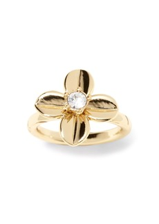 Banana Republic Metal Flower Ring