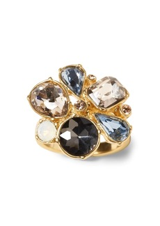 Banana Republic Milan Blue Gemstone Ring