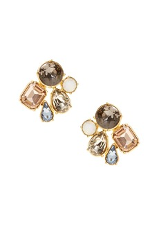 Banana Republic Milan Blue Gemstone Stud Earring