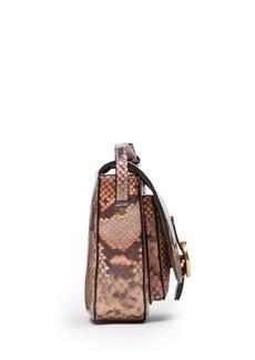 Banana Republic Mini Leather Saddle Bag