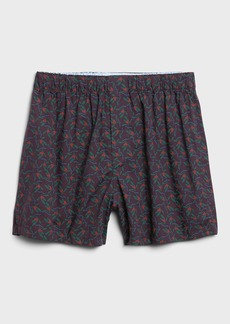 Banana Republic Mistletoe Boxer