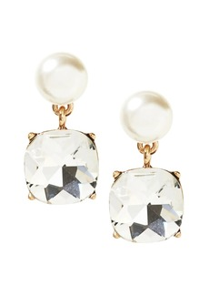 Banana Republic Mixed Jewel and Pearl Drop Earring