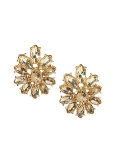 Banana Republic Mixed Stone Cluster Stud Earring