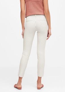 Banana Republic Mid-Rise Skinny Sloan Pant