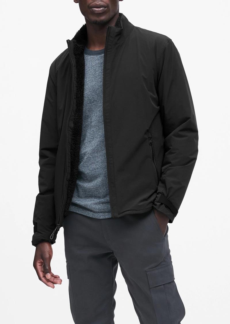 Banana Republic Motion Tech Sherpa Jacket