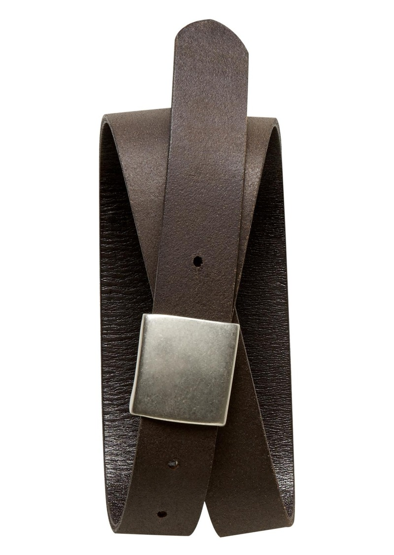 Banana Republic Narrow Plaque Belt