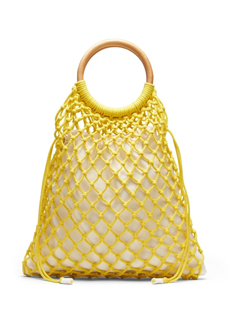 Banana Republic Net Tote