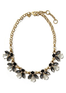 Banana Republic Noir Nature Delicate Necklace