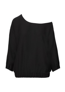 Banana Republic One-Shoulder Blouse