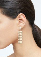 Banana Republic Opal Stone Chandelier Earrings