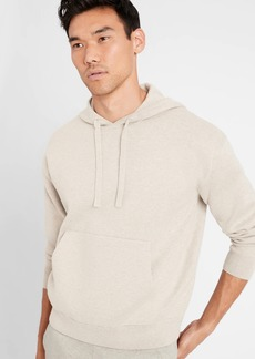 Banana Republic Oversized SUPIMA® Sweater Hoodie