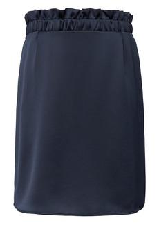 Banana Republic Paperbag-Waist Mini Skirt