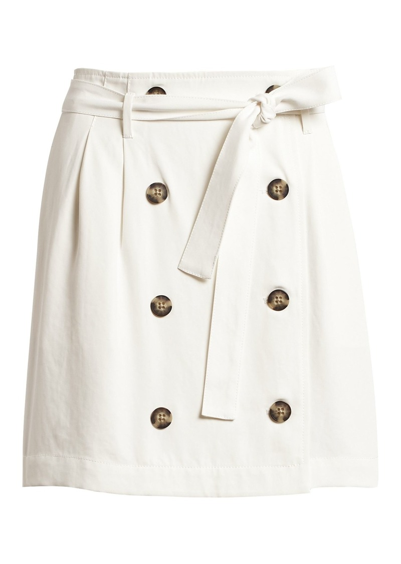 Banana Republic Paperbag-Waist Skirt