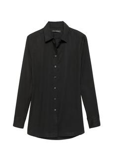 Banana Republic Parker Tunic-Fit TENCEL™ Shirt