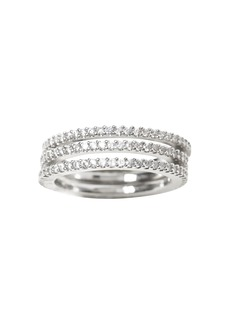 Banana Republic Pave Stack Rings