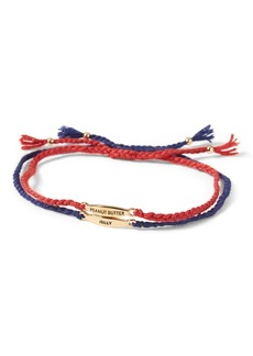 Banana Republic PB & J Slider Bracelet