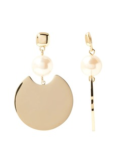 Banana Republic Pearl and Sphere Earring