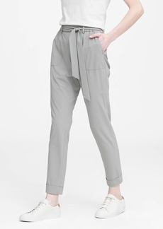 Banana Republic Performance-Stretch Easy Pant