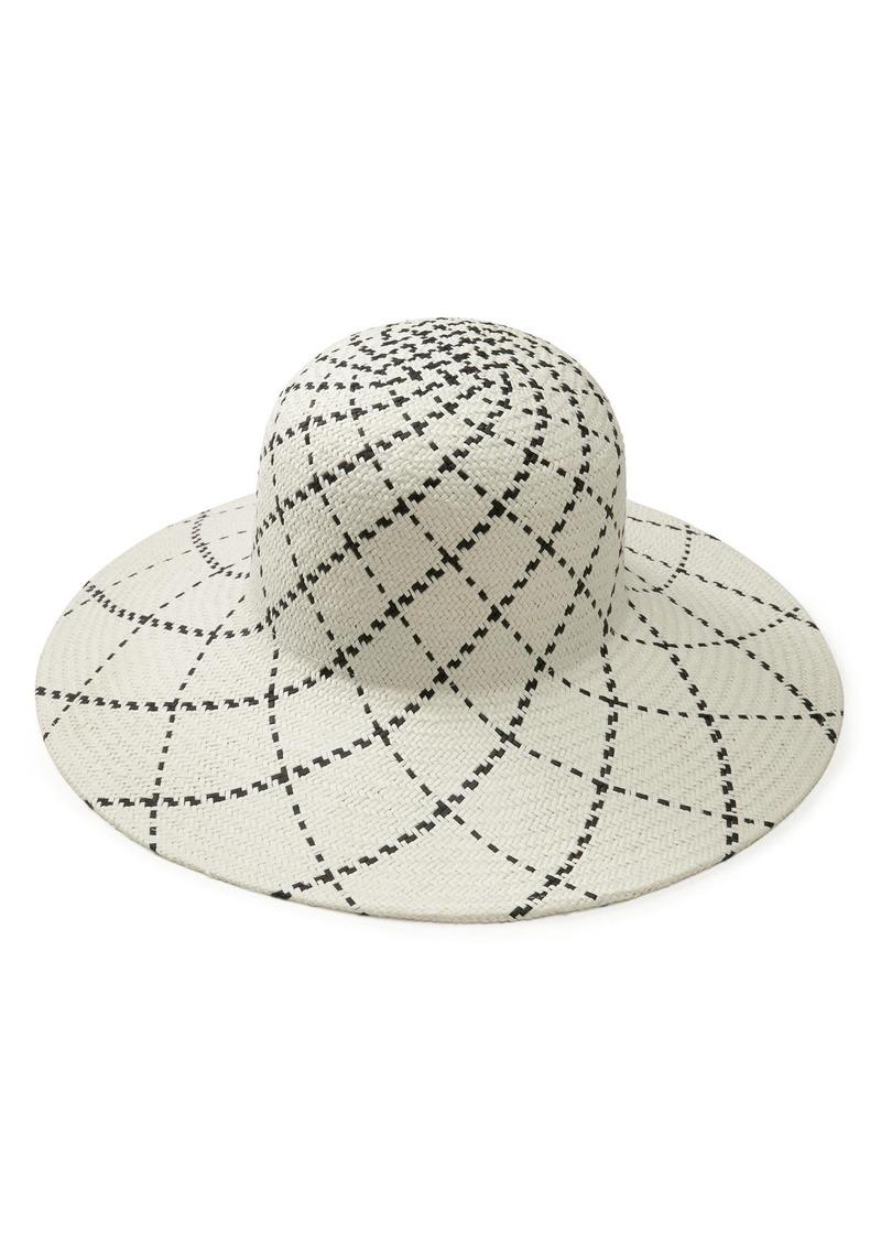 Banana Republic Plaid Sun Hat