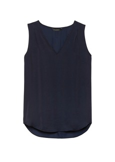 Banana Republic Pleated Drapey Tank