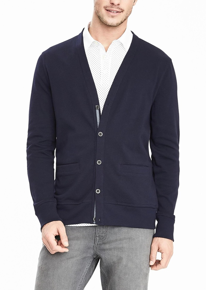 Banana Republic Pocket Cardigan