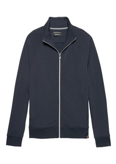 Banana Republic Polartec® Fleece Track Jacket