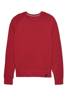 Banana Republic Polartec® Fleece Raglan-Sleeve Sweatshirt